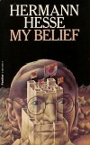 Herman Hesse My Belief Cover