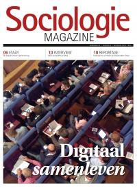Sociologie Magazine Cover Digitaal Samenleven