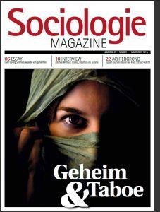 Sociologie Magazine Geheim en Taboe