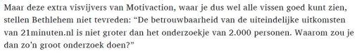 Quote Vijvers