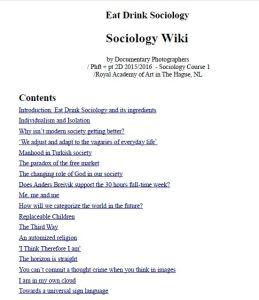 EatDrinkSociology